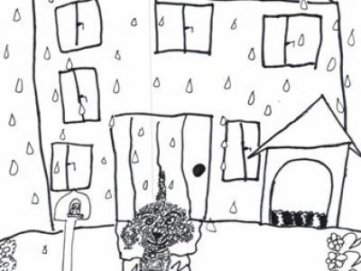 Barica - kratka pričica Mirjane Mrkele