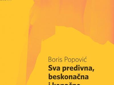 Elan vital - kratka priča Borisa Popovića