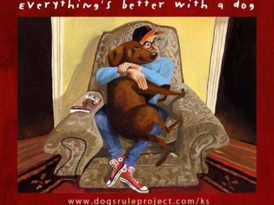 Psi su zakon! Slike iz knjige Marka Ulriksena